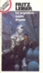 Fritz Leiber, Le argentee teste d'uovo, Arnoldo Mondadori Editore pb, 1987