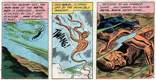 Showcase #37, March-April 1962, p20 pane