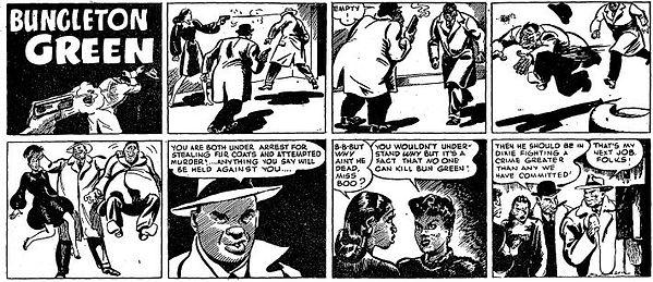 Bungleton Green, November 23, 1946