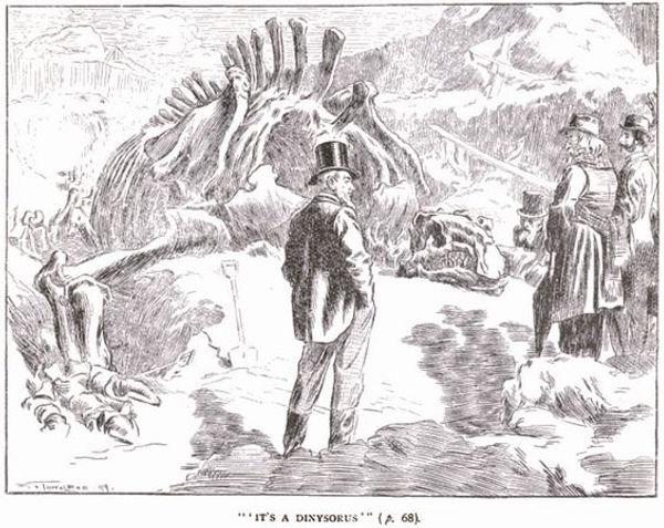 Silas P. Cornu's Divining Rod illustration