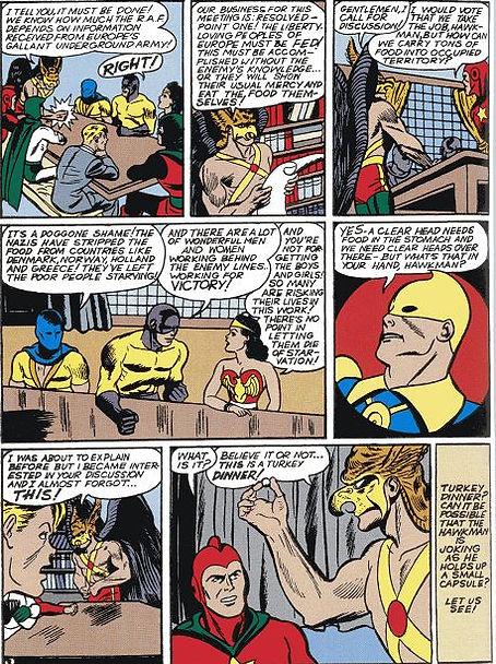 All-Star Comics 14 Dec-Jan 1942-3 page 2