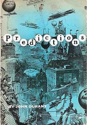 Predictions by John Durant 1956