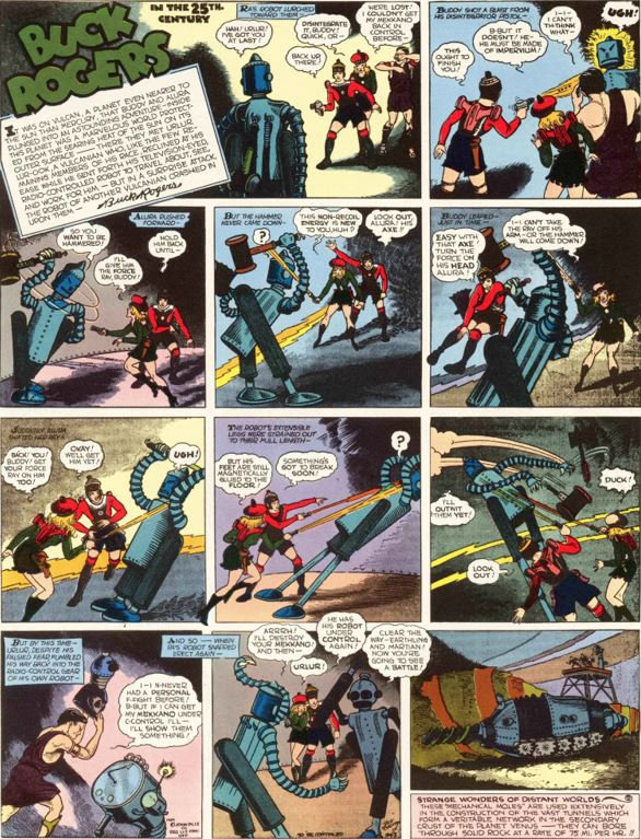 1934-11-18 Buck Rogers Sunday strip