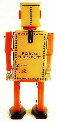 Root Lilliput, rear