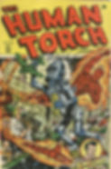 Human Torch Comics, #23, Summer 1946