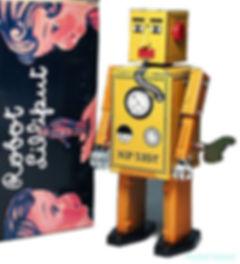Kuramochi Toys, Robot Lilliput N.P. 5357 wih bx