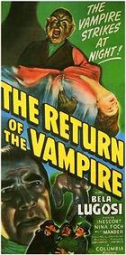 The Return of the Vampire (1944)