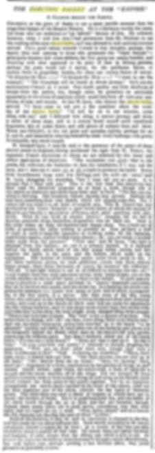 Pall Mall Gazette April 25, 1884, p14