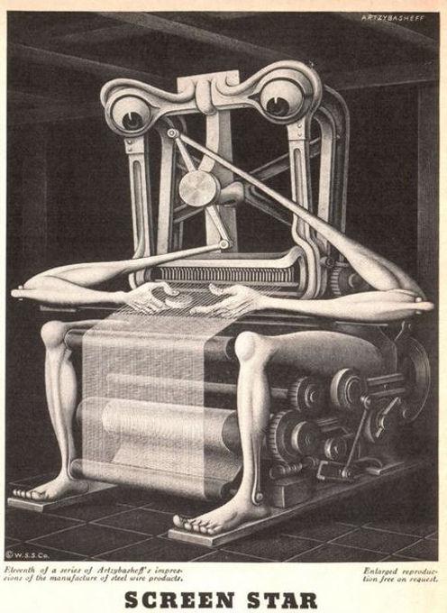 Wickwire Spencer Steel #11, Artzybasheff