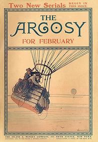 The Argosy magazine, February 1906