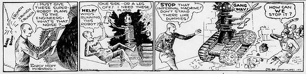 1929-08-02 Buck Rogers strip
