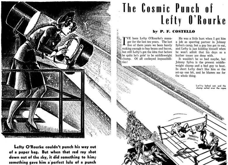 Amazing Stories, February 1942