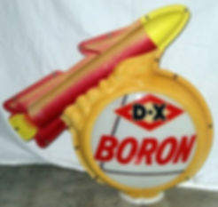 DX-Boron-Rocket pump cap
