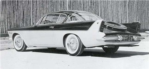 1955 Chrysler Flight Sweep II