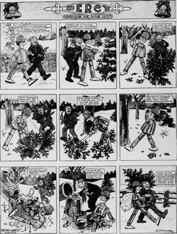 19121215 [Washington, DC] Evening Star, December 15, 1912 Percy mechanical man