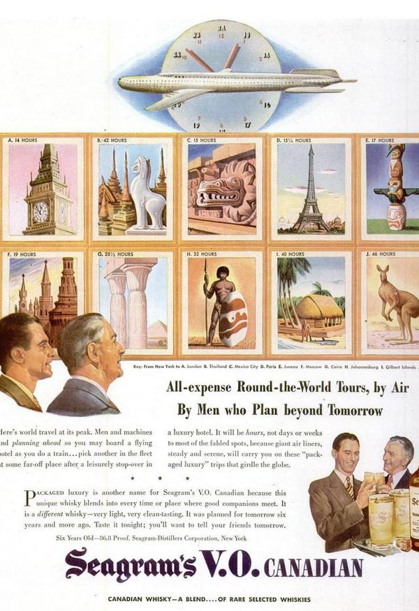 1946-03-18 Round the world tours