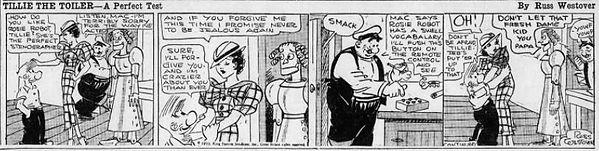 1933-07-04 Tillie the Toiler