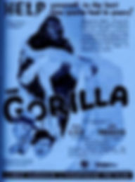 The Gorilla (1930)