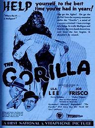 The Gorilla (1930)