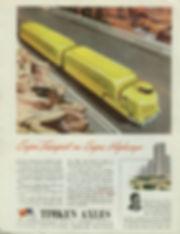 Timken Super-Transport on Super-Highways