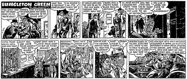 1947-02-01 Chicago Defender Bungleton Green