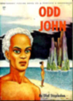 Olaf Stapledon, Odd John, Galaxy Novel #8