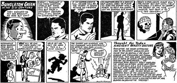 Bungleton Green, December 16, 1944
