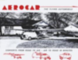 Taylor Aerocar advertisement