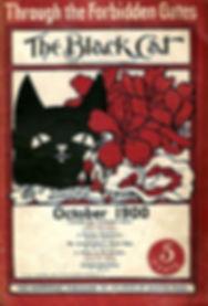 The Black Cat magazine, October 1900