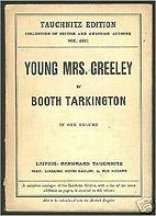 Tauchniz Edition, 1929