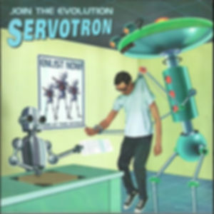 Servotron Join the Evolution single