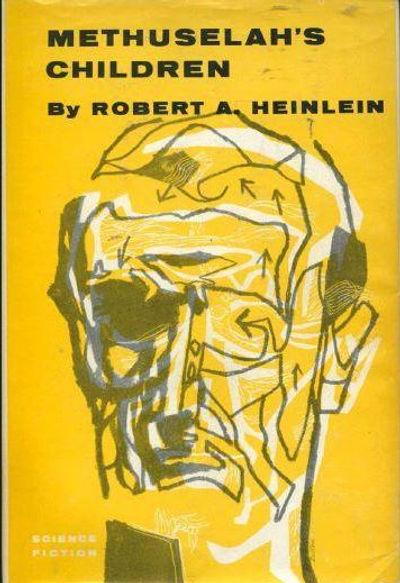 Lionel Dillon cover art for Methuselah's