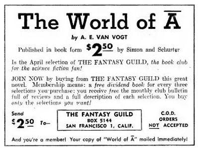 1948-05 Astounding, Fantasy Guild ad