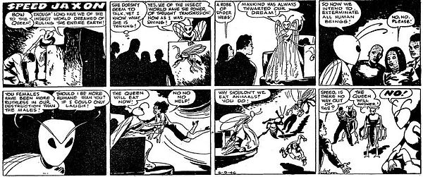 Bungleton Green, February 16, 1946