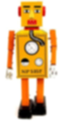 Robot Lilliput, front
