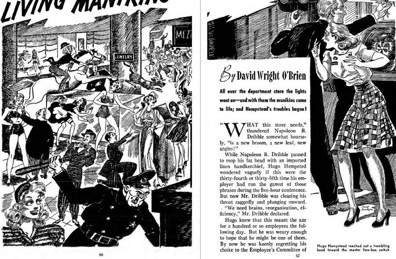 Fantastic Adventures, February 1942
