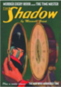 The Shadow Double-Novel #81, February 2014