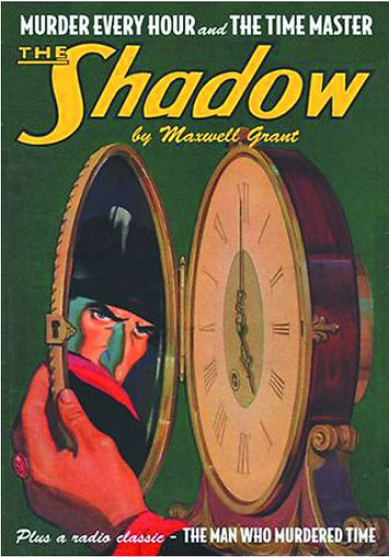 The Shadow Double-Novel #81, February 2014