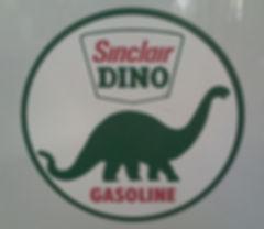 Sinclair Dino logo