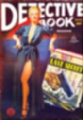 The Last Secret, Dana Chambers, Detective Book, cover Winter 1944