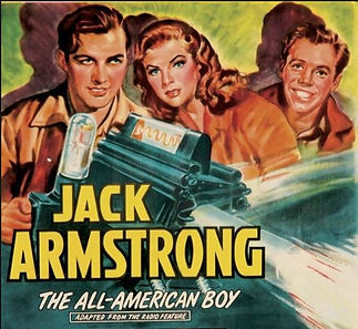 Jack Armstrong, 1947, poster