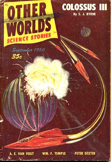 Other Worlds Science Stories, September 1950