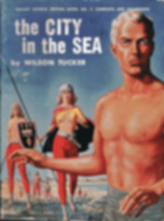 Wilson Tucker, The City in the Sea, Galaxy Novel #11