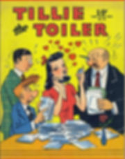 Tilie the Toiler, Large Feature Comics #30, 1942