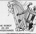 1929-10-22 New York Daily News AFM Robot