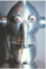 Arthur C. Clarke, July 20, 2019 robot 1