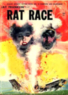 Jay Franklin, Rat Race, Galaxy Novel #10
