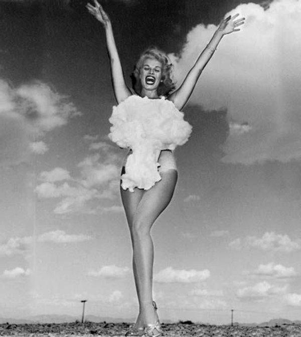 1957 Miss Atomic Bomb