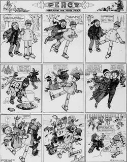 19111210 [Washington, DC] Evening Star, December 10, 1911 Percy mechanical man