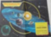 Space Kit Interplantary Chart